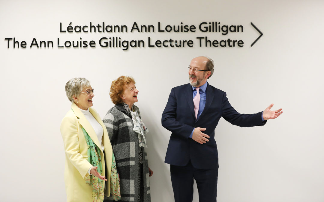 Dr Ann Louise Gilligan Remembered