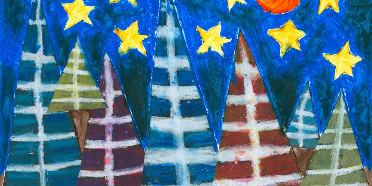 SOUTH DUBLIN ARTWORKS ARE TEXACO CALENDAR CHOICE