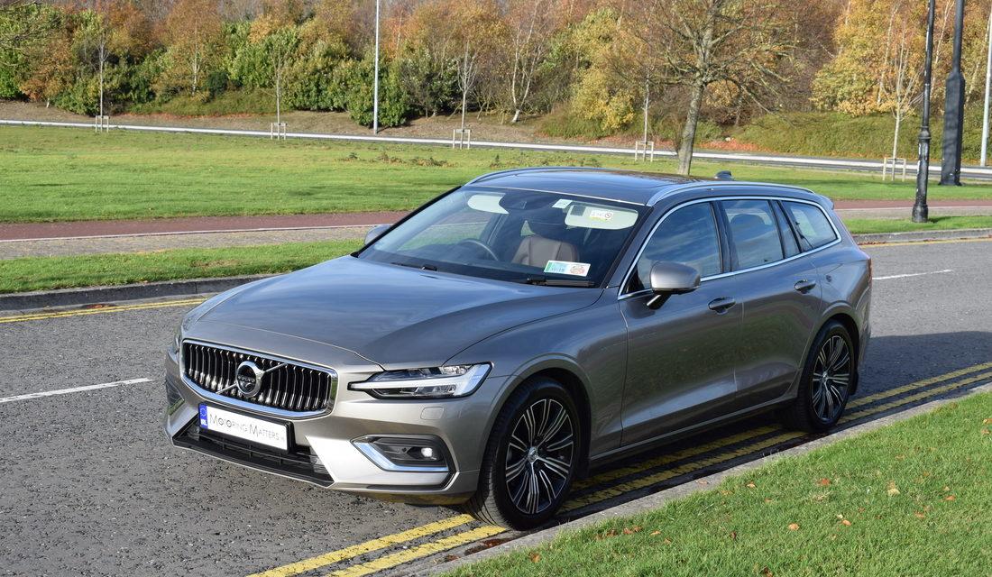 New Volvo V60 – Versatility with Desirability