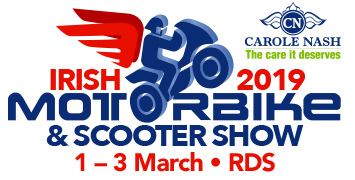 Competition: Win 2 tickets to Carole Nash Irish Motorbike and Scooter Show