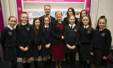 Kilnamanagh's Junior Scientists Lead The Nation