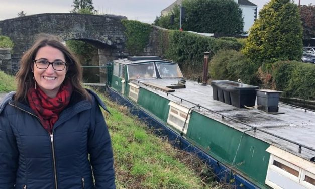 Grand Canal Greenway Plans Welcomed