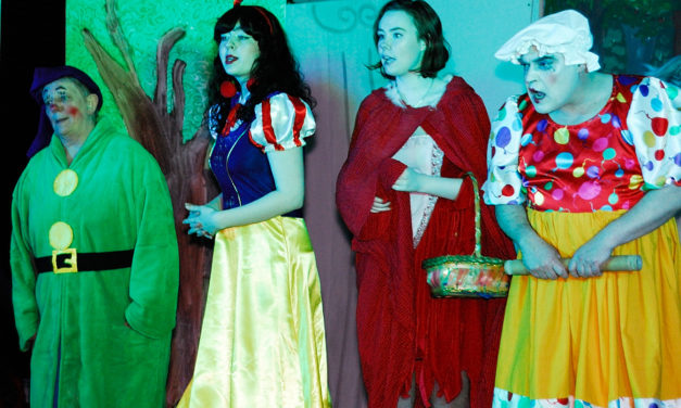 Clondalkin Panto Success