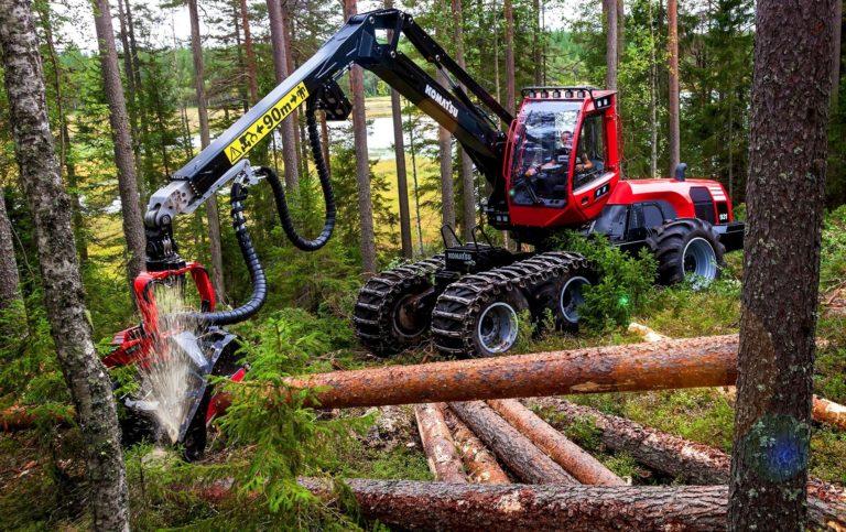 McHale Komatsu Forest Rathcoole
