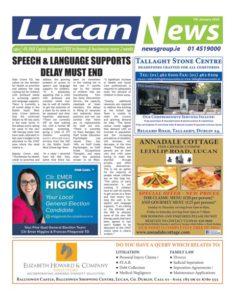 Lucan News 07.01.19