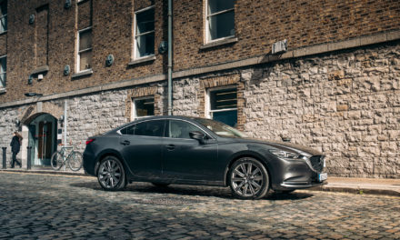 New Mazda6 Saloon – Redefining Expectations