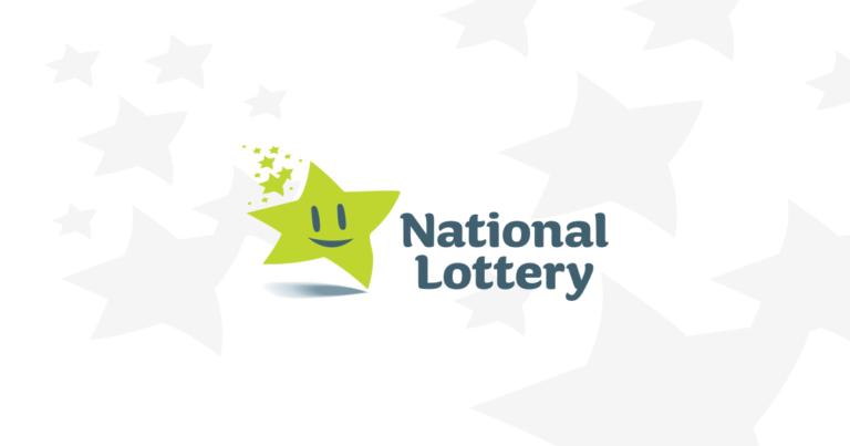 National Lottery Logo Tallaght