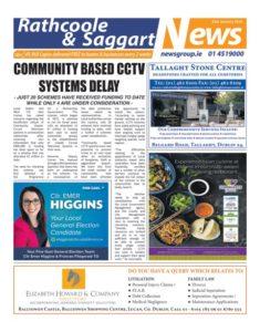 Rathcoole Saggart News 21.01.19
