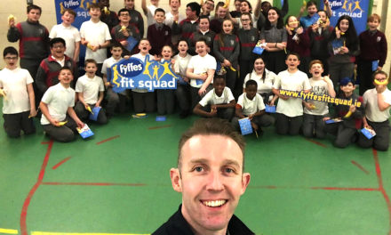 TALLAGHT & CLONDALKIN SCHOOLS HOST CHILDRENS FITNESS INITIATIVE