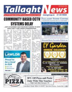 Tallaght News 21.01.19