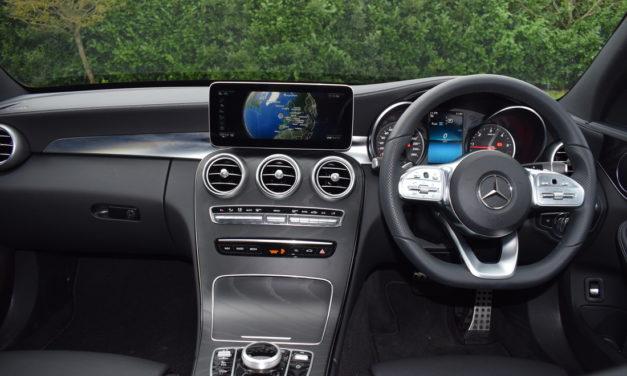 'Estate of Grace' – New Mercedes-Benz C-Class.