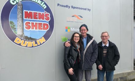 Clondalkin Men's Shed Set for Official Opening