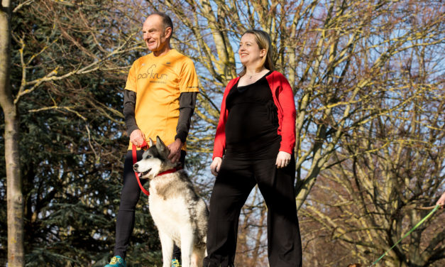 Irish Heart Foundaton & Parkrun are inviting people across Ireland to join with others on March 2nd