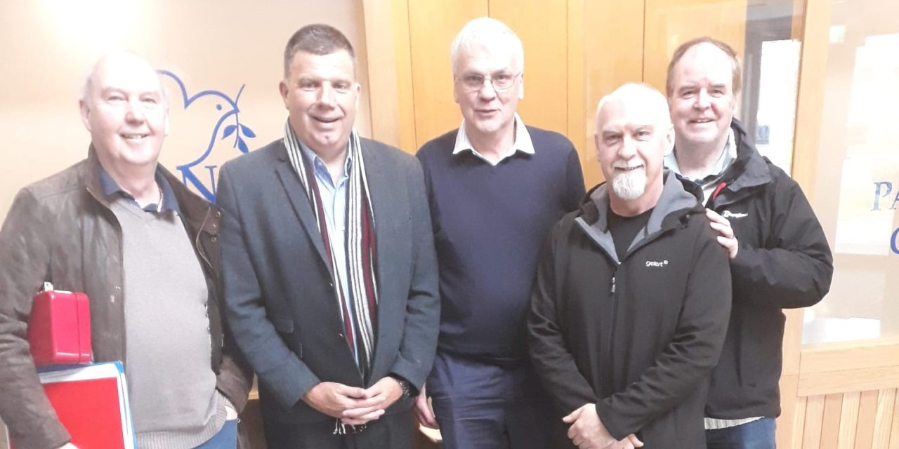 Knocklyon Men's Shed In Business