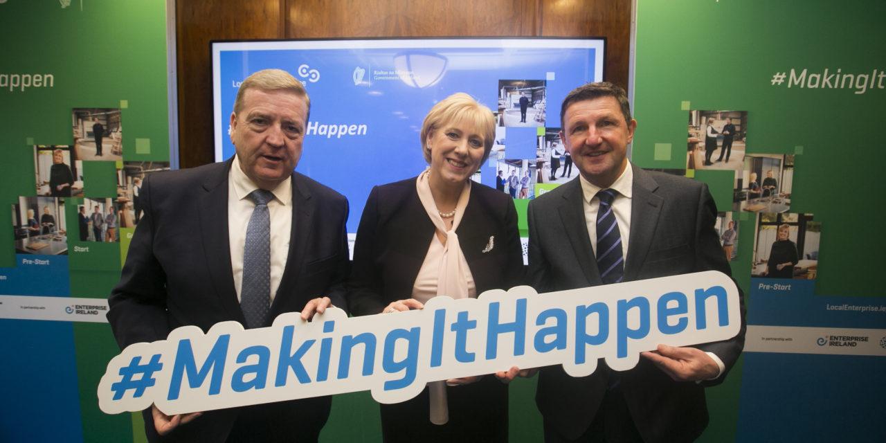 South Dublin LEO Ceates 153 Jobs in 2018