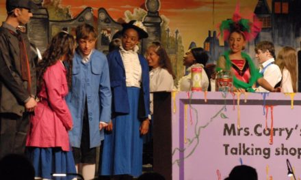 Mary Poppins Firhouse Community College