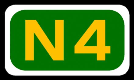 Upgrade of N4 / Kennelsfort Road Junction