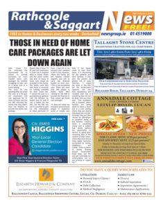 Rathcoole Saggart News 18.02.19