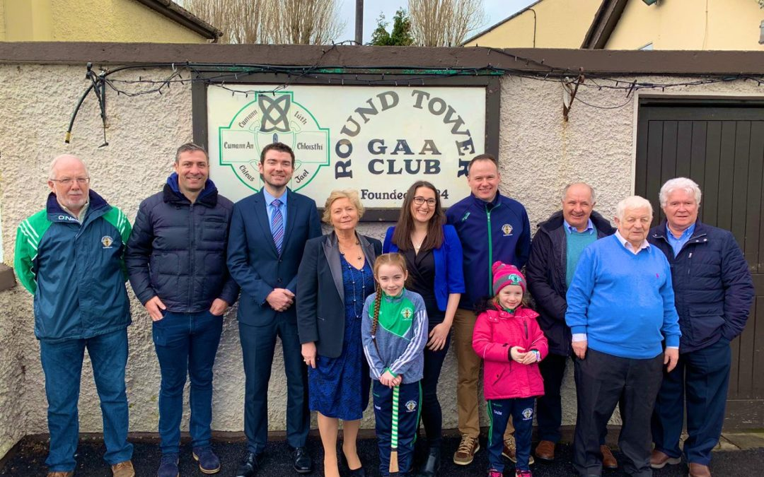 Support For Local Sports Clubs in Lucan, Rathcoole and Clondalkin