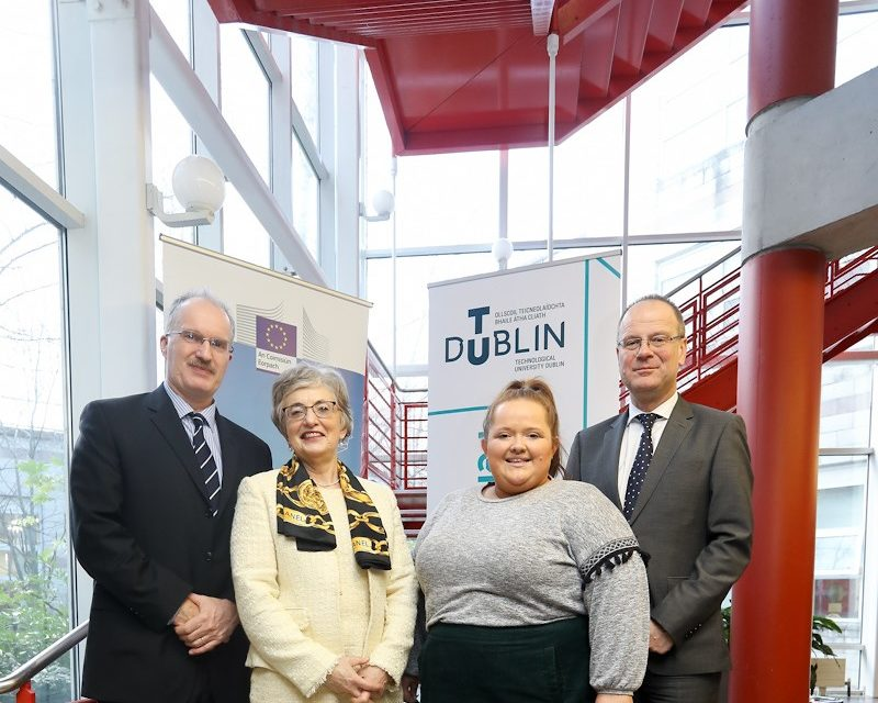 Tallaght hosts Young Dialogue on Europe