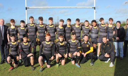 Westmanstown Rugby Club U16's Sponsors