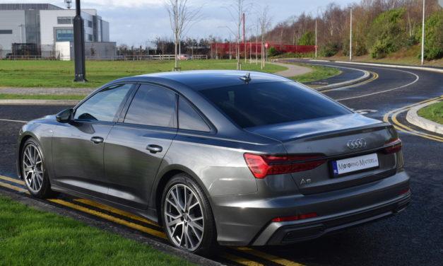 New Audi A6 – Advancement Through Technology