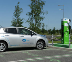 electric car ireland