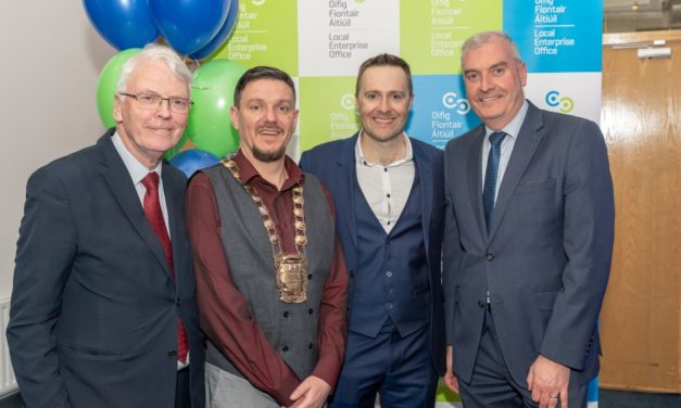Local Enterprise Awards 2019 Tallaght Stadium