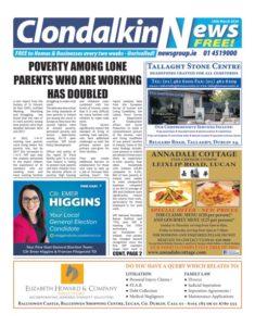 Clondalkin News 18.03.19
