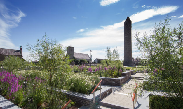Clondalkin Round Tower – Dublin's Surprising Stories Grants Scheme