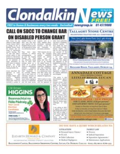 Clondalkin News 04.03.19