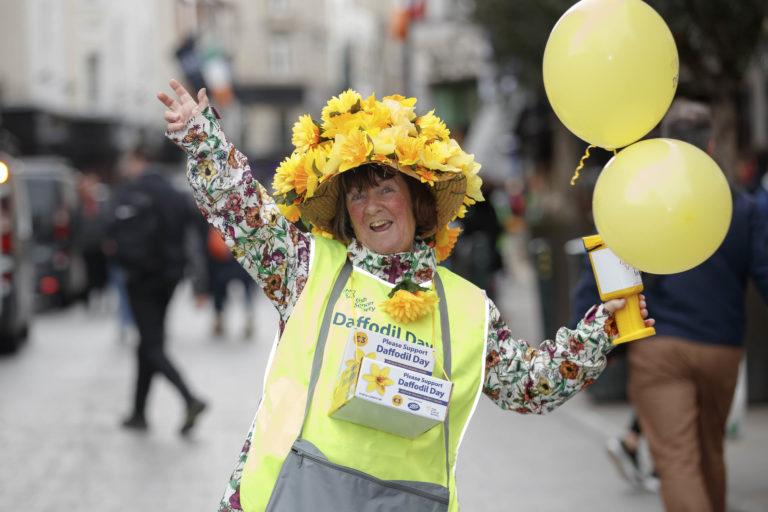 Daffodil Day Marie Clondalkin