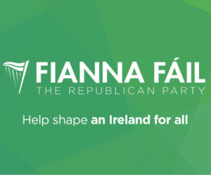 Fianna Fail Logo Tallaght Clondalkin