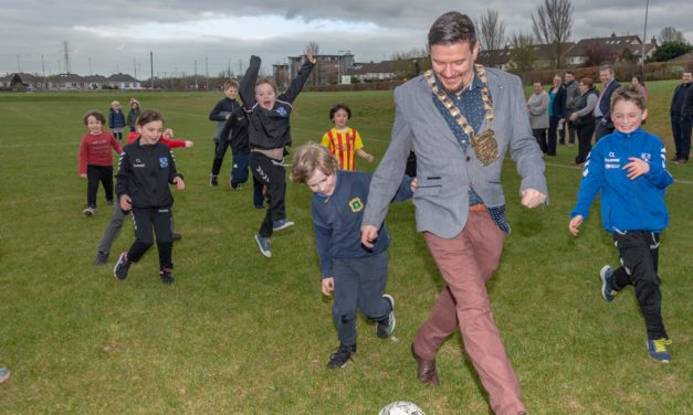 Sand Based Pitches Open In  Firhouse