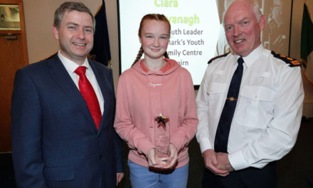 Garda Youth Awards DMR South 2019