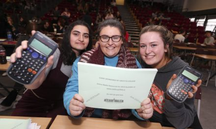 Almost 700 Students Attend FREE Griffith College Leaving Cert Maths Revision Course