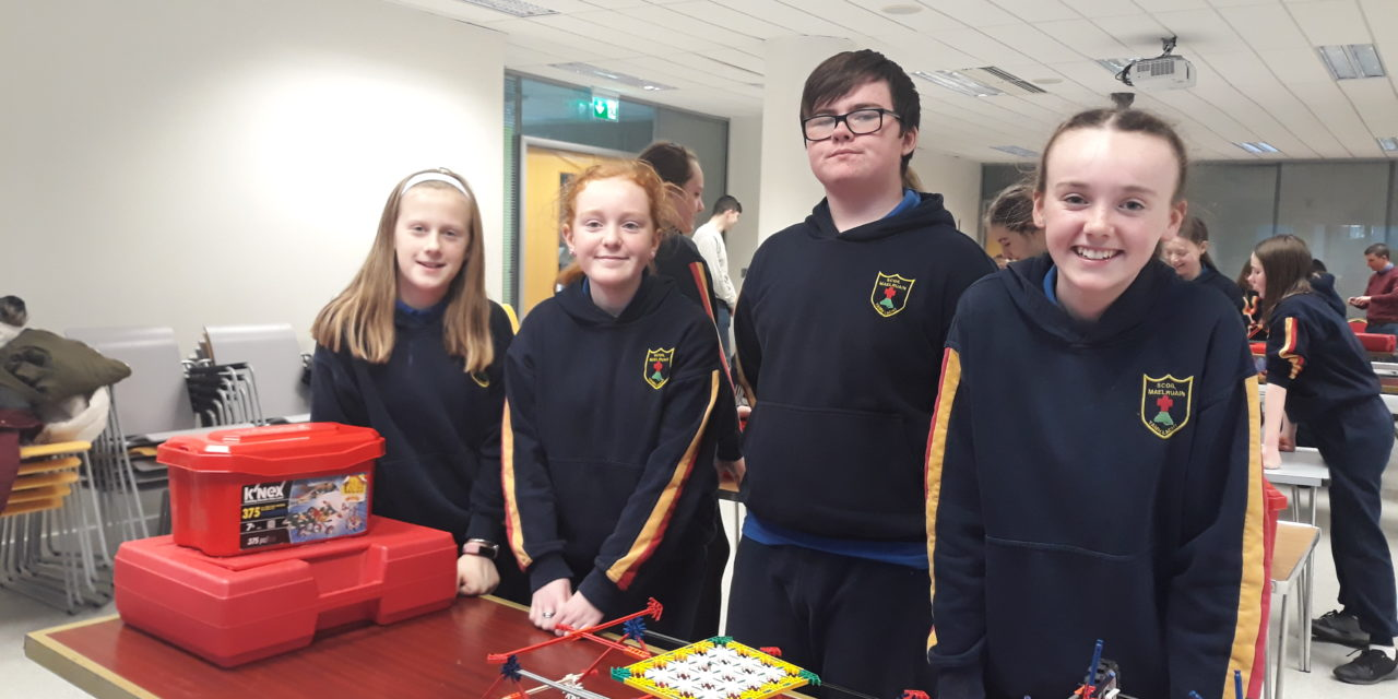 Almost 1,800 students take part in South Dublin's Engineers Week