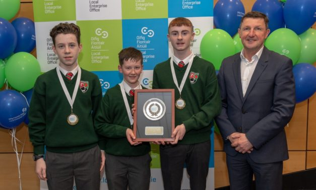 Local Teenage Entrepreneurs from Tallaght and Lucan
