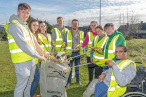 SDCC Spring Clean 2019 Tallaght