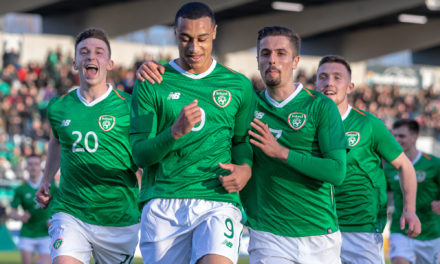 South Stand of Tallaght Stadium Opens