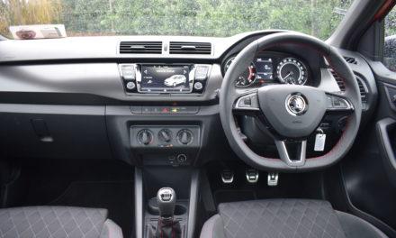 Revised Škoda Fabia – Simply Fabulous.