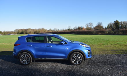 New KIA Sportage – Now Even More Appealing