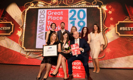 CITYWEST EMPLOYER HAILED AS A GREAT PLACE TO WORK AT 2019 AWARDS CEREMONY