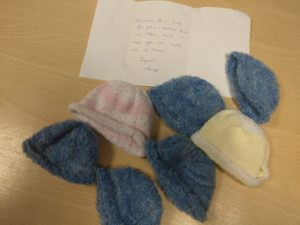 Premature Baby Hats CMRF Crumlin