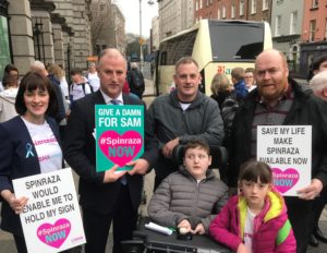 Spinraza For Two Local Boys Clondalkin Rathcoole