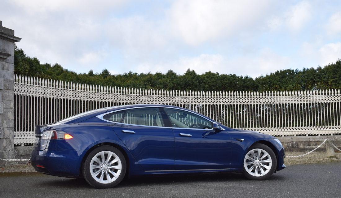 TESLA's Exhilarating 'Model S 100D'