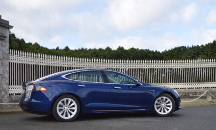TESLA's Exhilarating 'Model S 100D'