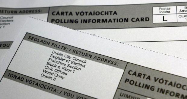 Clondalkin Voter Registration Night