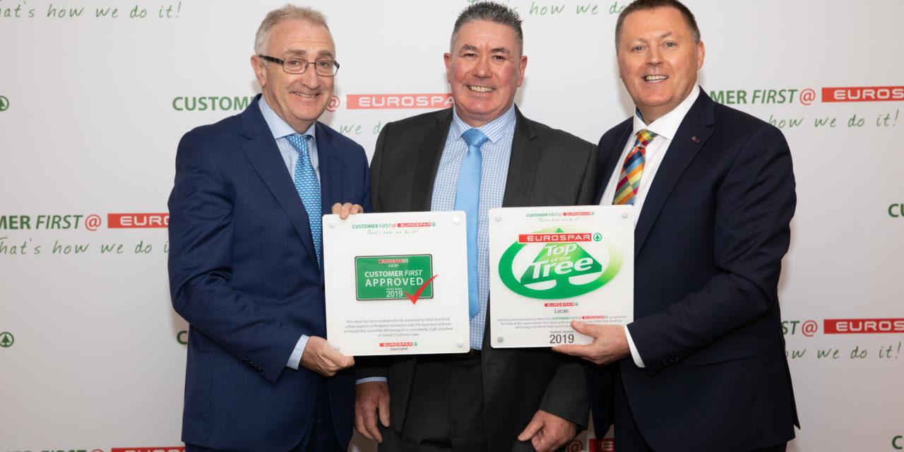 Eurospar Lucan Wins Award