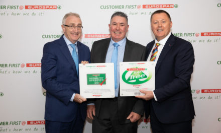 Eurospar Lucan Wins Award